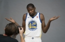Time for Kevin Durant to get back to playing basketball