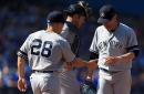 Yankees fall apart as playoff fate becomes inevitable