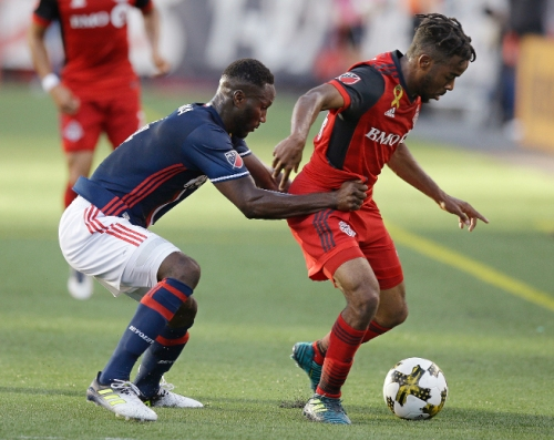 TFC expects full lineup against Red Bulls