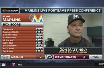 Don Mattingly: Dan Straily threw a good game today