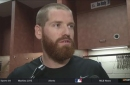 Dan Straily: We gave it everything we had today