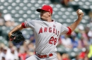 Angels Notes: Andrew Heaney passes a test, hopes to start on Thursday
