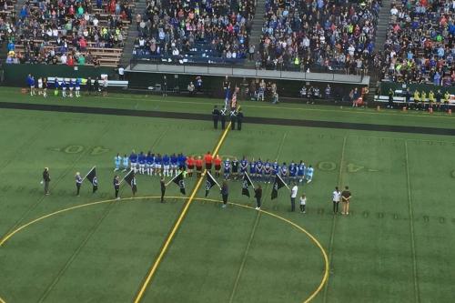 Megan Rapinoe among Seattle Reign, FC Kansas City players not observing the national anthem