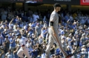 Kershaw wins 18th, Grandal powers Dodgers past Giants 3-1 (Sep 24, 2017)