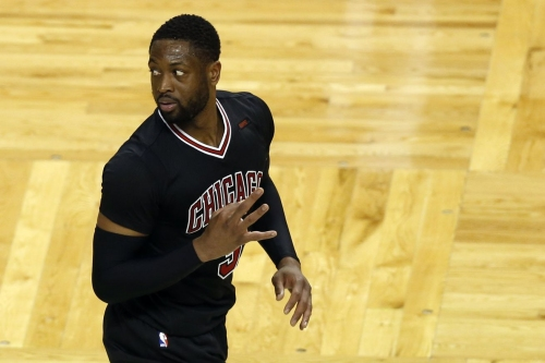Report: Dwyane Wade reaches buyout with Bulls
