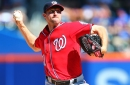 """Max Scherzer and Nationals take series finale from Mets, 3-2: """"Max just knows how to pitch."""" - Dusty Baker"""