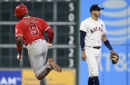 Valbuena helps Angels end skid with 7-5 win over Astros (Sep 24, 2017)