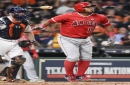 Angels come from behind to beat Astros and stop losing streak at 6