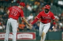 Angels stop losing streak by flexing tuff on the Astros, take series finale with 7-5 victory