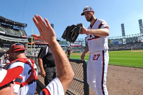 White Sox 8, Royals 1: Season series tilts Chicago's way