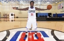 Clippers' Patrick Beverley setting lofty personal and team goals entering 2017-18 NBA season