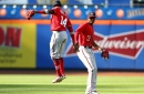 Sammy Solis, Victor Robles make cases for Washington Nationals' postseason roster...