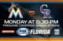Preview: Stanton 3 home runs away from 60 as Marlins visit Coors Field