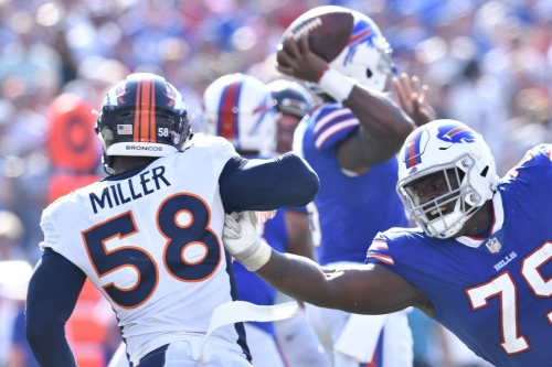 Von Miller calls his penalty a 'crucial mistake'