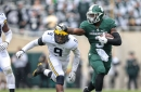 Michigan State and Michigan will face off under the lights on Oct. 7
