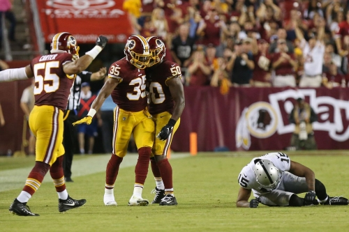 Defense Set The Tone, Offense Sealed The Victory Over Raiders