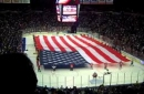Will NHL players take a knee during the national anthem?