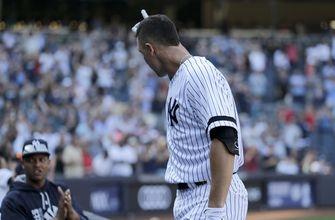 Judge breaks McGwire's HR rookie record, Yankees top Royals (Sep 25, 2017)