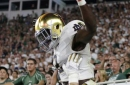 Watch Notre Dame's victory over Michigan State from the FOX Sports VR Suite