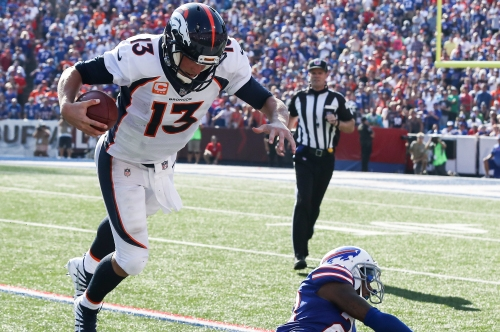 Falling back to earth: Trevor Siemian struggles in Broncos loss