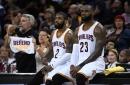 LeBron James opens up on Kyrie Irving trade saga