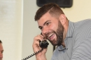 Timeout! The Perfectly-Groomed Justin Pugh Dishes On His Teammates