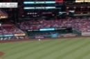 Cardinals Set Off Fireworks After Kris Bryant Hit A Home Run At Busch Stadium