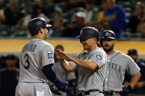 Game #156: Winning Streak Ends as Gossett is Owned by the Mariners