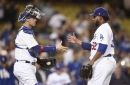 Darvish delivers as Dodgers beat Padres 9-3 for 100th win (Sep 25, 2017)