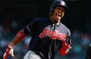 Scorching Indians start series with Twins