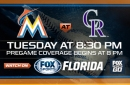 Preview: Jose Urena on mound as Marlins look to clinch series vs. Rockies