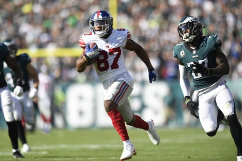 Oklahoma Sooners Football: Sooners in the NFL - Sterling Shepard and DeMarco Murray finally made some noise