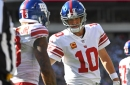 NFL Power Rankings 2017, Week 4: SB Nation Thinks Giants Are Worst Team In NFL