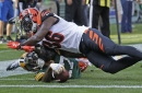 Bengals injury roundup following loss to Packers
