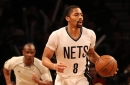 Spencer Dinwiddie will auction off game-worn items to raise money for scholarship program