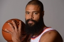 Is Tyson Chandler ready for more rest in 2017-18?