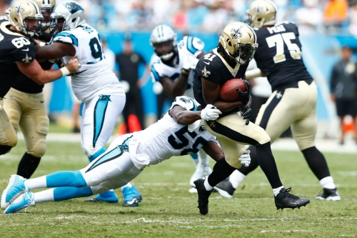 CSR Film Review: How the Saints were able to exploit the Panthers run defense