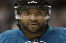 EXCLUSIVE: Sharks' Ward, one of NHL's few black players, may kneel for anthem