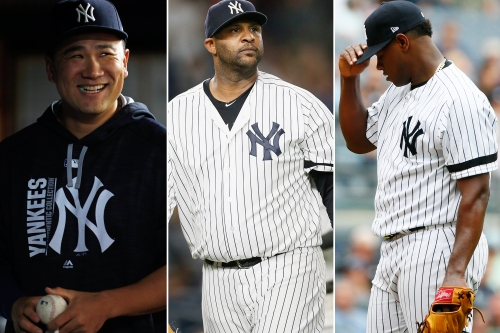 Did Yankees just tell us what playoff rotation will look like?