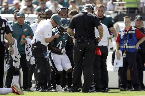 Meet this week's Chargers opponent: Philadelphia Eagles