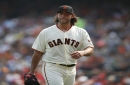 Giants notes: Cain set to start Saturday, Bumgarner's year is over