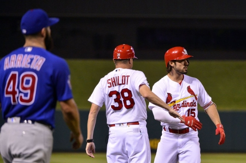 Hanging on for Dear Life, Cardinals Squeak Out Win