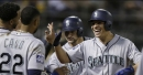Mariners come up all A's against Oakland