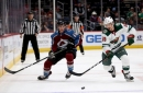 Morning Flurries: Avalanche cut three more, Vegas scores first home goal and Joel Ward speaks out