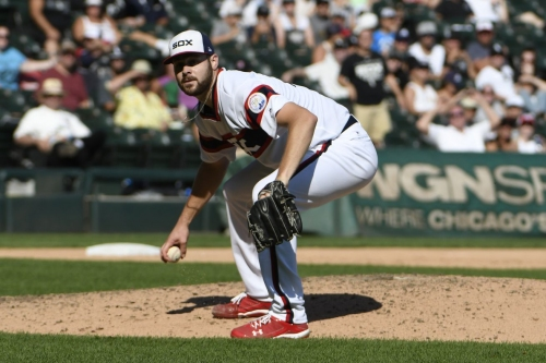 Lucas Giolito and James Shields look ahead to 2018