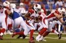 Chris Johnson to remain Cardinals starting running back vs. 49ers