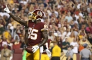 Vernon Davis Contributing for Washington On and Off the Field