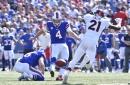 Buffalo Bills kicker Stephen Hauschka named AFC Special Teams Player of the Week