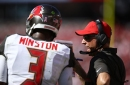 The Buccaneers can't win with a pass-first offense