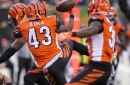 Bengals at Browns injury report: George Iloka limited; Shawn Williams sidelined